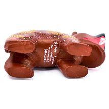 Handmade Oaxacan Alebrijes Copal Wood Carving Folk Art Hippopotamus Hippo Figure image 5