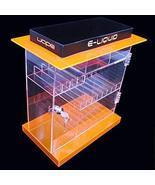 OnDisplay Deluxe Locking e-Juice Display Cabinet w/Opt. Decals - 202 - $69.18