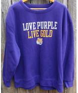 Love Purple Live Gold LSU Tigers Shirt 2XL - $18.00