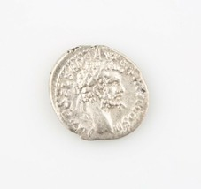 194 AD Imperial Roman Silver Denarius Coin XF Septimius Severus Extra Fi... - $166.42