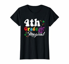 New Style - 4Th grade magical Shirt Funny Back To School Gift 2018 Wowen - $19.95+