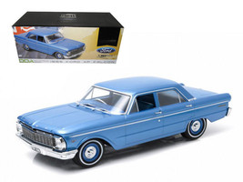 1965 Ford XP Falcon Blue 50th Anniversary 1/18 Diecast Model Car by Greenlight - $104.95