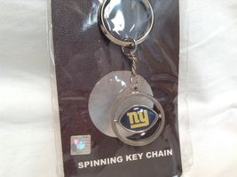 NEW NFL NY Giants Set of 5 Key Chains image 7