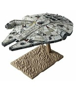 *Star Wars Millennium Falcon (awakening of force) 1/144 scale plastic model - $64.84
