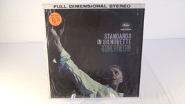 "Stan Kenton Standards In Silhouette LP Stereo ST 1394 12"" 33 RPM 1960 EX... - $19.99"