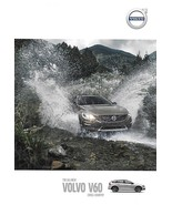 2015.5-2 Volvo V60 CROSS COUNTRY sales brochure catalog folder US T5 AWD XC - $7.00