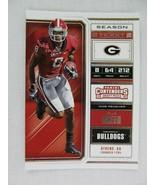 A J Green Georgia Bulldogs 2018 Panini Contenders Draft Football Card 1 - $0.98