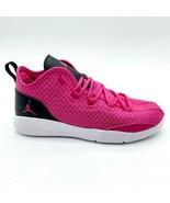 Jordan Reveal GP Vivid Pink Black White 834218 609 Kids Size 2.5 - $64.95