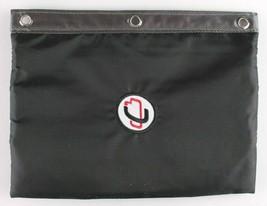 Case-It Black 3-Ring Binder Zipper Pen Pencil Marker Case School Supplies  image 2