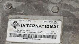 International FICM Diesel Fuel Injection Control Module 1845117c5 image 3