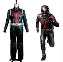 2015 Film Avengers SHIELD Ant-Man Scott Lang COSplay Costume Battle Suit Outfit - $258.50+
