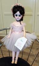 "Madame Alexander Elise Doll Pink Ballerina Tutu 17"" Tall Brunette Pristine - $74.25"