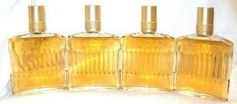 Stetson Cologne LOT 4 Glass Decanter Bottles 2 oz.Each Men's Fragrance b... - $29.09