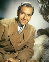 Paul Henreid 16X20 Canvas Giclee - $69.99