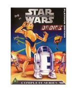 Star Wars Animated Adventures Droids Complete Series 2 DVD Set Free USA ... - $13.80