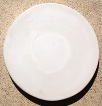 "16""x2"" ROUND PLAIN CONCRETE STEPPING STONE MOLD, MOULD- MAKE FOR PENNIES EACH image 2"