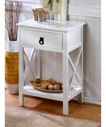 15214 SHIPS FREE Accent Plus Hampton Side Table - $121.45