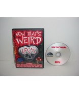 Now That's Weird: UFOs DVD Burned WWMM World Wide Multi Media - $9.85