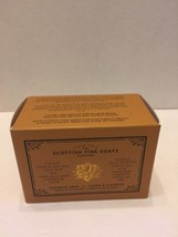 Scottish Fine Soaps Oatmeal Triple Milled Soap Bar 10.5 OZ NIB Scotland - $14.95