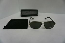 Mens Diesel new sunglasses DL0125 33n 63mm copper frame green lenses - $104.51