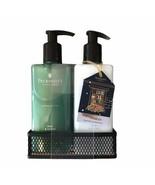 PECKSNIFF'S Hand Wash & Lotion Gift Set PINE & CLOVELMT ED. - Free Ship - $34.64