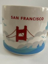 Starbucks San Francisco You Are Here YAH Series Coffee Tea Mug Cup 2013 ... - $12.00