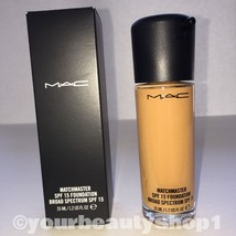 Brand New Mac Matchmaster SPF 15 Foundation  6 100% Authentic !!! - $36.41