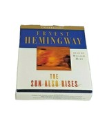 The Sun Also Rises by Ernest Hemingway 2006, CD, Unabridged Read By Will... - $15.85
