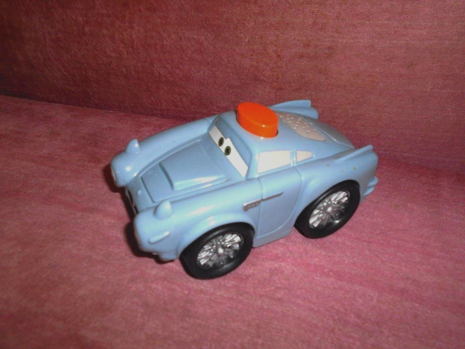 DISNEY CARS 2010 FINN MCMISSILE - TALKING & FLASHLIGHT image 3