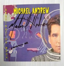 Michael Andrew And Swingerhead Signed Autographed CD Cover  Destination ... - $74.80