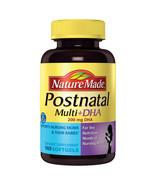 Nature Made Postnatal Multi+DHA, 140 Softgels - $33.09