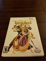 Tangled (Nintendo Wii, 2010) - $9.85