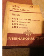Internazionale Carrelli Ihc MT67 Mt 67 Harvester Catalogo Ricambi Manuale - $31.75