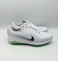 Nike React Vapor 2 Golf Shoes White Green Glow BV1135-103 Men's Size 10 New - $96.70