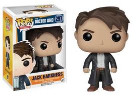 Doctor Who: Jack Harkness Funko POP Vinyl Figure (Torchwood) *NEW* - $39.99