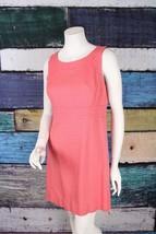 Ann Taylor LOFT Pink Tweed Sleeveless Sheath Dress SIZE 8 Career Office ... - $28.04
