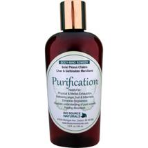 Purification Lotion with Bach Flower Essences, Pure Essential Oils & Gem... - $29.50