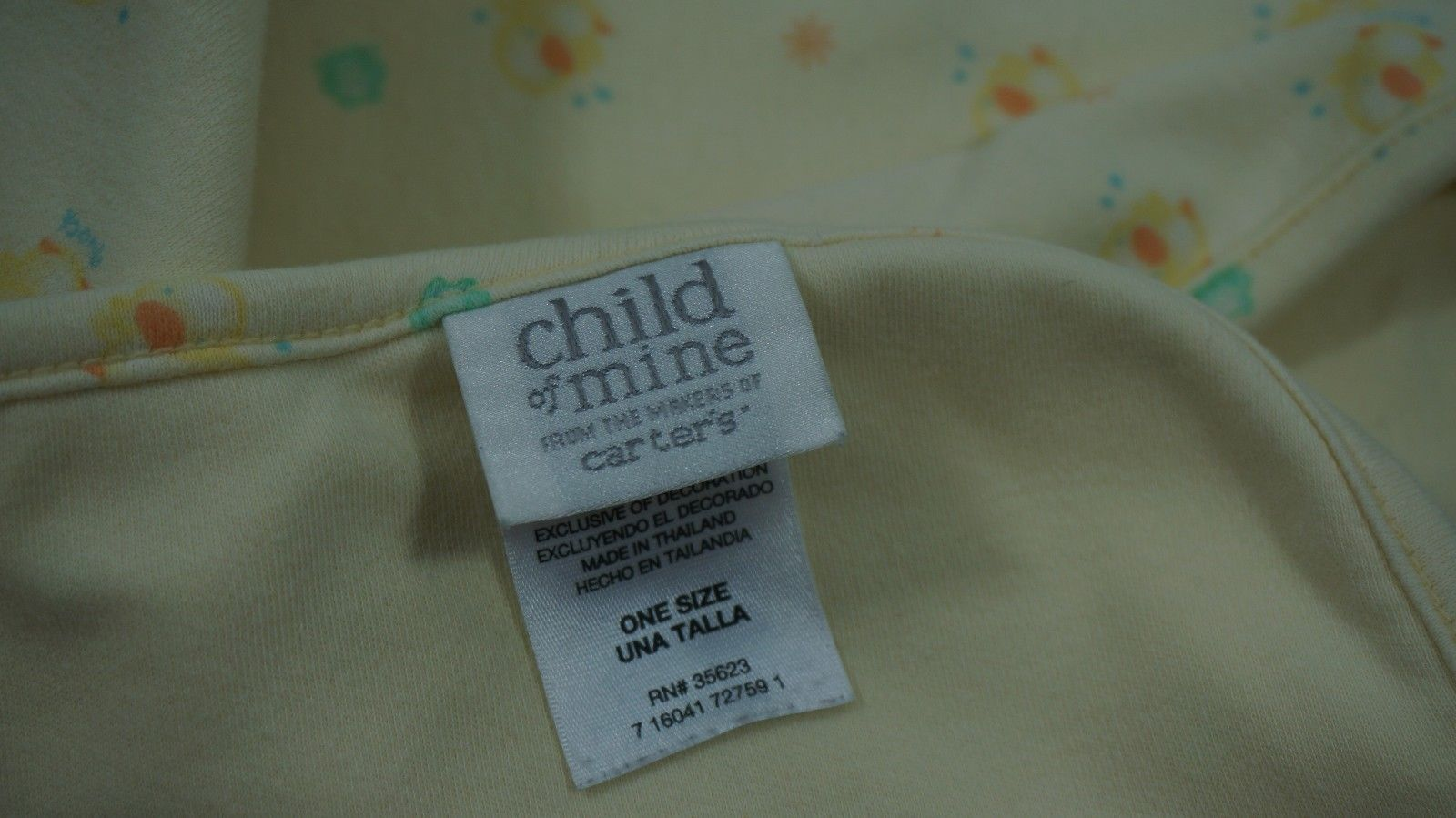 8195087d4d Carters Child Of Mine Duck Baby Blanket and 37 similar items. 57