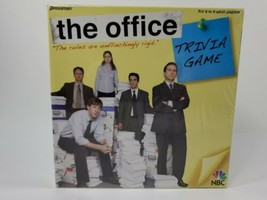 New Sealed The Office Trivia Board Game by Pressman 2 to 6 Adult Players NBC - $41.57