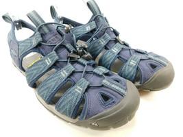 Keen Clearwater CNX Size US 9 M (D) EU 42 Men's Sport Sandals Shoes Blue Nights - $65.16