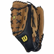 "Wilson Softball Glove A360 Genuine Leather  14"" Over Sized Pocket AO360T... - $27.73"