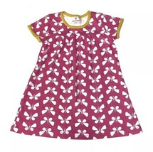 Hanna Andersson Little Girls Dragonfly PJs Sleep/Nightgown Dress - NWOT-... - $18.76