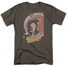 A Clockwork Orange T-shirt retro 1970's cult distressed movie poster grey WBM711 image 2