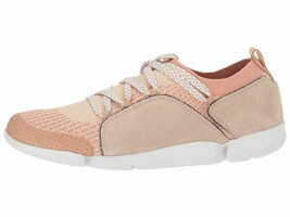 Clarks Tri Amelia Pink Combi Women's Casual Athletic Sneakers 31094 - $109.95