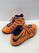 Nike Air Max Lebron X Low Bright Citrus Basketball Shoes 579765-800 Mens... - $55.71