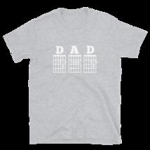 MENS GUITAR CHORD SHIRT / DAD SHIRT / DAD SHORT-SLEEVE UNISEX T-SHIRT image 10
