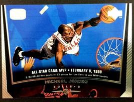 Michael Jordan 1998-99 Upper Deck Game Dated #23 NBA HOF Chicago Bulls - $4.90
