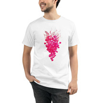 Cosmic Grapes Eco-Friendly Organic T-Shirt for Men and Women Unisex - $33.00
