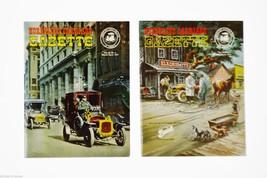 Horseless Carriage Gazette Magazines 1973 Mar - June Antique Automobiles... - $15.00