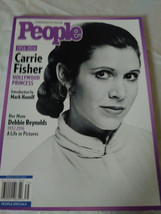 People Carrie Fisher 1956-2016 Hollywood Princess Magazine  image 1